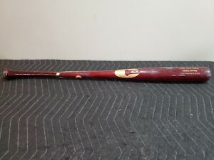 2020 2021 Rafael Devers game used bat Chandler Red Sox cracked SWSW6