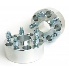 4 Pcs Hub Centric Wheel Spacers 5X135 14X2.0 87 CB 38MM 1.5 Inch Ford Lincoln