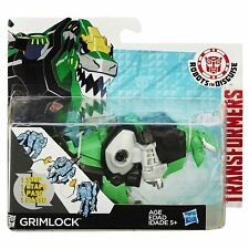 Hasbro Transformers Robots in Disguise One-Step Changers Figure - Grimlock