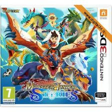 ✅Monster Hunter Stories - New Nintendo 3DS [NUOVO ITA] {PREORDINE D1 08-SET-17}