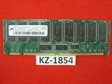 MT mt18lsdt3272g-133b1 256 MB 133 MHz ECC CL3 DS 141/2 #kz-1854