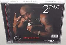 2PAC ALL EYEZ ON ME BRAND NEW SEALED 2CD SET OUTLAWZ SNOOP NATE DOGG KURUPT E-40