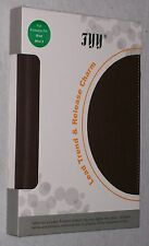 "Brown Twill Rubber iPad Mini 2 7.9"" FYY Tablet case w Stand BNIB NEW Sealed"
