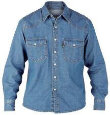Camisas casuales de hombre de vaquero talla S