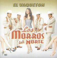 Los Morros del Norte - El Vaqueton - CD Album, 10 Tracks, 2000
