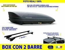 BARRE BAULE 430 LT NISSAN X-TRAIL 5P 2014 /> 2015 BOX TETTO PORTAPACCHI BAGAGLI