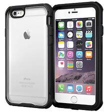 roocase Apple iPhone 6/6S Glacier Tough Case, Granite Black