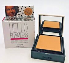 Benefit Hello Flawless Custom Powder Cover~up For Face Hazelnut 0.25 oz Nib
