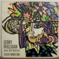 Gerry Mulligan/Gerry Mulligan Meets Ben Webster/Verve/MGV8343/VG+/DG