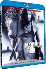 Maximum Risk Blu Ray