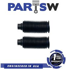2 Pc New Rack & Pinion Bellows Boots Kit for Toyota 4Runner Tacoma All Models