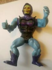 Vintage Masters of the Universe He-Man Motu Battle Armour Skeletor Action Figure