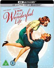 It's a Wonderful Life (4K Ultra HD + Blu-ray Steelbook Limited Edition) [UHD]
