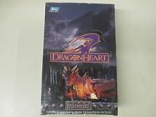 Topps Dragonheart Widevision Trading Card Box Factory sealed Condition