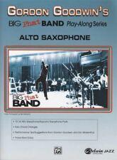 Gordon Goodwin's Big Phat Band Play-Along 1 Alto Sax Saxophone Music Book and CD