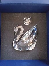 Swarovski Clear Soulmates Swan Large #1075309 Rrp$679, Mint in Box