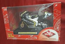 MOTO DIE CAST 1:10 GUILOY APRILIA RS 125 CECCHINELLO SAFILO OXIDO RACE LCR  NEW
