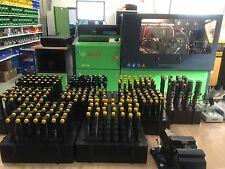 Einspritzdüse Injektor Ford Mondeo MK 3  2,0 TDCI Injector Test & Service DELPHI