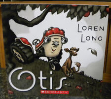 Otis((Story of a little Tractor) by Loren Long, PB, 2013, Scholastic