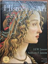 History of Art The Western Tradition Revised 6th ed Janson w/ 2vols ArtNotes