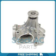 Water Pump for Mercedes-Benz 400E, 400SE, 400SEL, 500E, 500SEC, 500SEL, 5... QOA