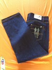 ROCAWEAR Roca Wear dark navy blue jeans size W 46