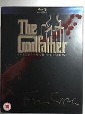 The Godfather Trilogy ~ Gangster Classic 1 2 3 Coppola UK Blu-ray Box Set