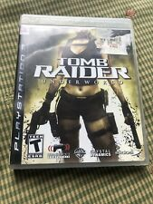 Tomb Raider: Underworld (Sony PlayStation 3 Ps3, 2008) Fast Shipping