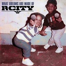 R. CITY : What Dreams Are Made Of CD : NEW
