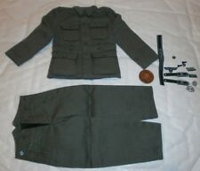 TOYS  CITY German Motorcyclist jacket & trousers 1/6th scale toy accessory