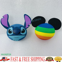 Disney Antenna Toppers Stitch Face and Mickey Rainbow Antenna Topper Original