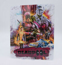 DEADPOOL - Bluray Steelbook Magnet Cover (NOT LENTICULAR)