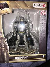 Batman Vs Superman Schleich batman in armour figurine