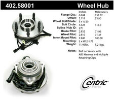 Wheel Bearing and Hub Assembly-2-Wheel ABS Front Right fits 2006 Jeep Liberty