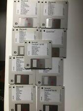 Macintosh PowerBook 160/180 Installations Disketten