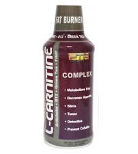 Liquid L-Carnitine with Artichoke, vitamin B12, Green Tea and Fiber 16 onz