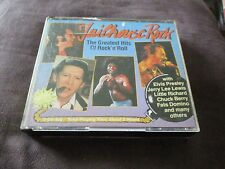 """COFFRET 3 CD """"JAILHOUSE ROCK - THE GREATEST HITS OF ROCK N' ROLL"""""""