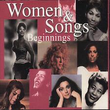 Women & Songs Beginnings