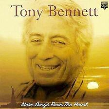 Tony Bennett More Songs from the Heart  (CD, Mar-2000, Empire Music Group Inc.