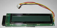 LCD Display w/ EL Backlight - 2 lines x 24 char 016ATE  Built-in HD44780 Control