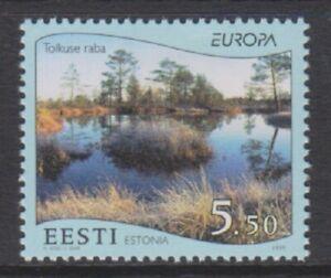 Estonia - 1999, Europa. Parks & Gardens stamp - m/m - SG 332