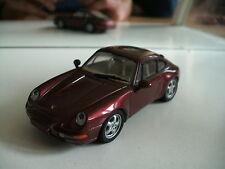 Minichamps Porsche 911 1994 in Bordeaux Red on 1:43