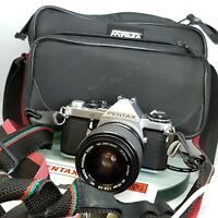 Pentax ME Super 35mm Film Manual SLR Camera w/ 35-70mm F/2.8-3.8 SMC Zoom Lens