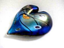 More details for a john ditchfield  art glass sculpture paperweight