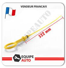 Jauge a huile pour Renault moteur 1.5 dci (type k9k728 k9k729) OEM = 7701060940