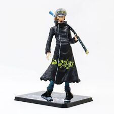 Anime Figuarts Zero One Piece Trafalgar Law Shichibukai ver. Figure New No Box