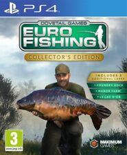 Sports Sony PlayStation 4 Fishing Video Games