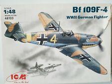 ICM 1/48 Bf 109 F-4