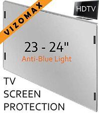 23-24 inch Anti-blue Light Vizomax Computer Monitor/TV Screen Protector Filter