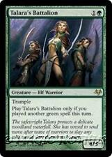 TALARA'S BATTALION Eventide MTG Green Creature — Elf Warrior RARE